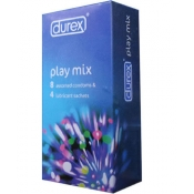 Durex Play Mix--12片