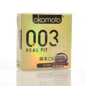 Okamoto 003 RF极薄贴身--3片